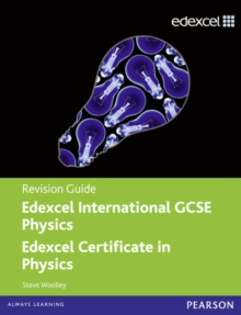 Edexcel International GCSE Physics Revision Guide with Student CD, Mixed media product Book