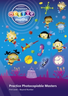 Heinemann Active Maths - First Level - Beyond Number - Practice Photocopiable Masters, Spiral bound Book