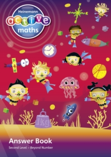 Heinemann Active Maths - Second Level - Beyond Number - Answer Book, Paperback / softback Book
