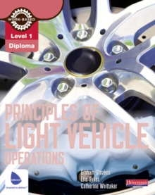 Level 1 Principles of Light Vehicle Operations Candidate Handbook, Paperback Book