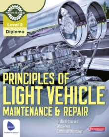 Level 2 Principles of Light Vehicle Maintenance and Repair Candidate Handbook, Paperback / softback Book