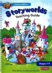 Storyworlds Stages 7-9 Teacher's Guide, Spiral bound Book