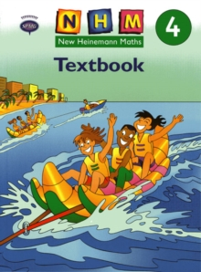 New Heinemann Maths Yr4, Textbook, Paperback Book
