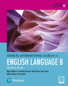 Edexcel International GCSE (9-1) English Language B Student Book: Print and eBook Bundle, Mixed media product Book