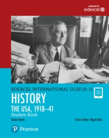 Pearson Edexcel International GCSE (9-1) History: The USA, 1918-41 Student Book, Mixed media product Book