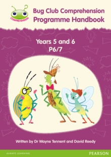 Bug Club Pro Guided Upper Key Stage 2 Teacher Handbook, Paperback Book