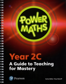 Power Maths Year 2 Teacher Guide 2C, Paperback Book