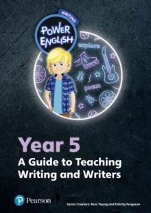 Power English: Writing Teacher's Guide Year 5, Spiral bound Book
