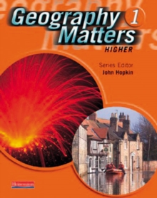 Geography Matters 1 Core Pupil Book, Paperback Book