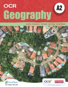 A2 Geography for OCR Student Book with LiveText for Students, Mixed media product Book