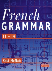French Grammar 11-14 Pupil Book, Paperback / softback Book