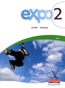 Expo 2 Vert Pupil Book, Paperback Book