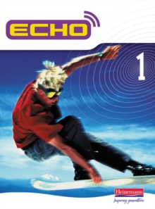 Echo 1 Pupil Book, Paperback Book