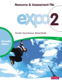 Expo 2 Vert Resource and Assessment File New Edition, Mixed media product Book
