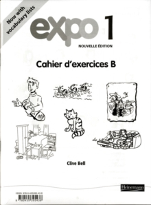 Expo 1 Workbook B Pack of 8 New Edition, Multiple copy pack Book