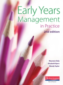 Early Years Management in Practice,, Paperback Book