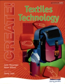 Create! Textiles Technology Student Book, Paperback / softback Book