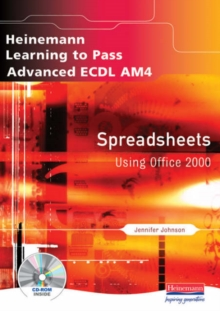 Advanced ECDL AM4 Spreadsheets for Office 2000, Mixed media product Book