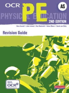 OCR AS PE Revision Guide, Paperback Book