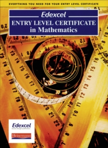 Edexcel Entry Level Certificate in Maths Pupil Book, Paperback Book
