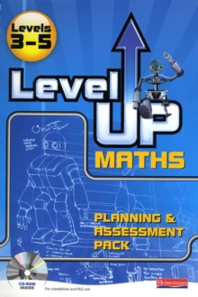 Level Up Maths: Teacher Planning and Assessment Pack (Level 3-5), Mixed media product Book