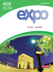 Expo OCR GCSE French Foundation Student Book, Paperback / softback Book