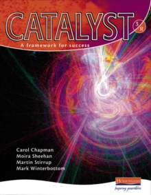 Catalyst 3 Red Student Book, Paperback / softback Book