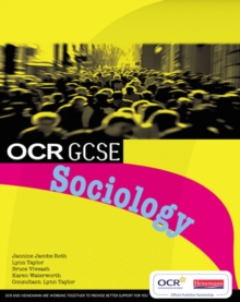 OCR GCSE Sociology Student Book, Paperback Book