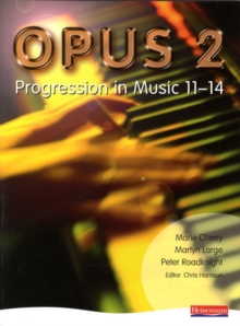 Opus: Student Book 2, Paperback Book