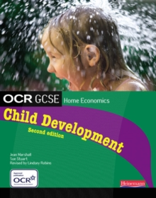 OCR GCSE Home Economics Child Development Student Book, Paperback / softback Book