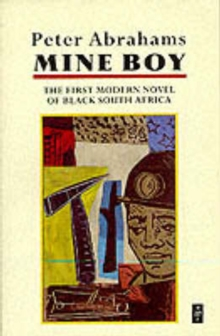 Mine Boy, Paperback Book