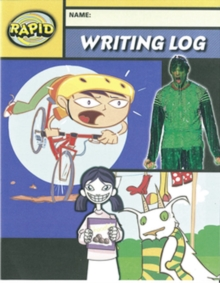 Rapid Writing: Writing Log 2 6 Pack, Multiple copy pack Book