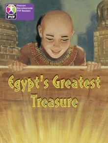 Primary Years Programme Level 5 Egypt's Greatest Treasure 6Pack, Multiple copy pack Book