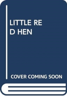 LITTLE RED HEN, Paperback Book