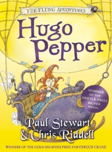 Hugo Pepper, Paperback Book