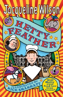Hetty Feather, Paperback Book