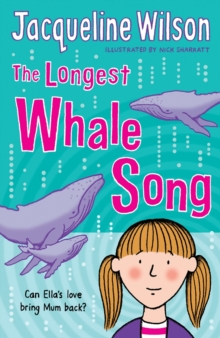 The Longest Whale Song, Paperback Book