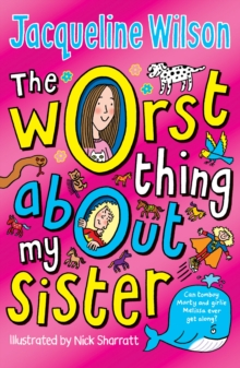 The Worst Thing About My Sister, Paperback Book