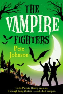 The Vampire Fighters, Paperback / softback Book