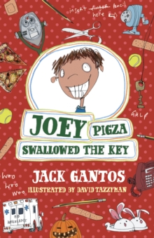 Joey Pigza Swallowed the Key, Paperback Book
