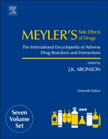 Meyler's Side Effects of Drugs : The International Encyclopedia of Adverse Drug Reactions and Interactions, Mixed media product Book