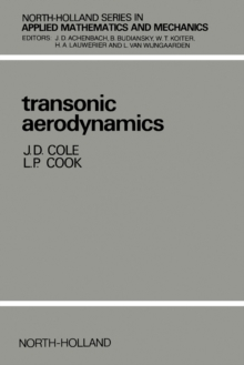 Transonic Aerodynamics, PDF eBook