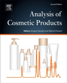 Analysis of Cosmetic Products, Hardback Book