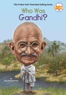 Who Was Gandhi?, Paperback Book