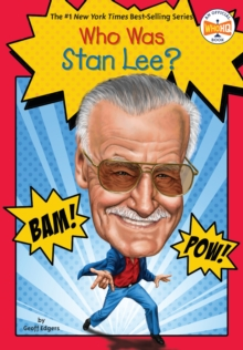 Who is Stan Lee?, Paperback / softback Book