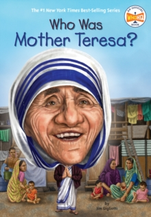 Who Was Mother Teresa?, Board book Book
