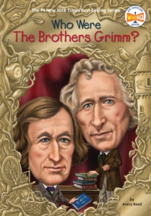 Who Were The Brothers Grimm?, Board book Book