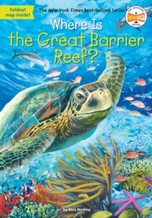 Where is the Great Barrier Reef?, Paperback Book