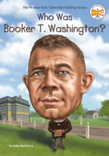 Who Was Booker T. Washington?, Paperback Book
