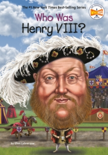 Who Was Henry VIII?, Paperback Book